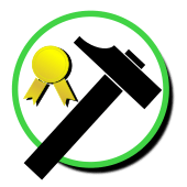 Icône outils de menuiserie