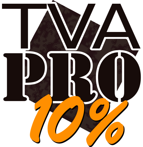 Icone TVA réduite à 10% pour la fourniture de parquet en bois.